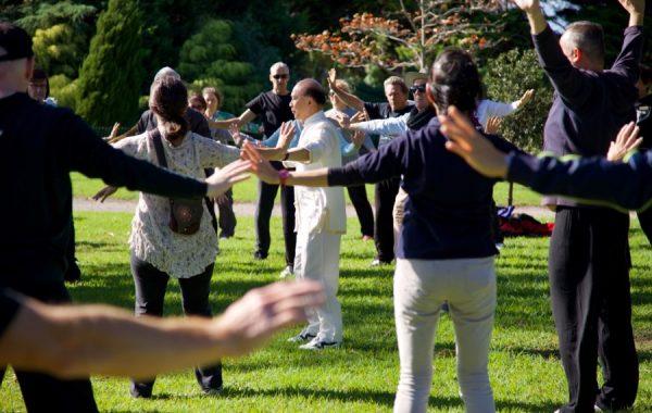 2016 World Tai Chi & Qigong Day